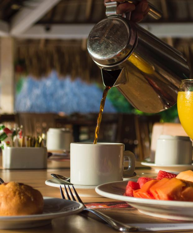 Food and drinks Relax Costa Azul Hotel GHL Santa Marta